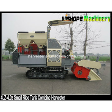 Wishope машинного оборудования 4lz-4.0 з уборке риса машина