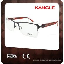 2017 New Fashion Man metal optical eyeglasses & metal optical frame