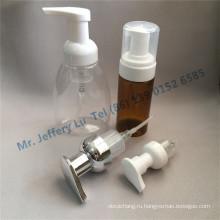 Пластиковая бутылка для пены для мытья рук