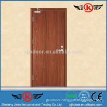 JK-FW9103 One leaf Fireproof Door with wooden