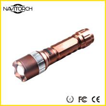 CREE XP-E LED Hochleistungs-Wiederaufladbare LED-Taschenlampe (NK-681)