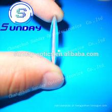 levou vidro óptico bi convexo, fabricantes de lentes duplas convexas na china