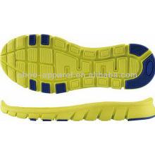 2013 EVA chaussures de course en plein air semelle de chaussure en gros