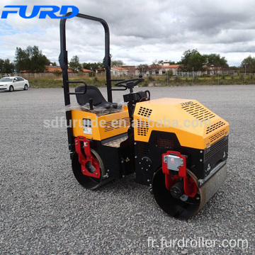 China Made Vibratory 1 ton Roller Compactor Specifications (FYL-880)