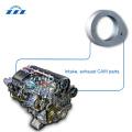 Vilebrequin de moteur diesel à faible coût de haute précision
