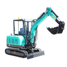 Cheap Price Chinese mini excavator small digger crawler excavator 3.5t  for sale