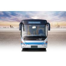 Гибридный электрический городской автобус длиной 12 м