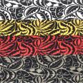 Rayon Print Fabric With Stock