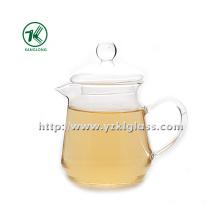 Очистить одностенный стеклянный чайник от SGS, BV (400 мл)