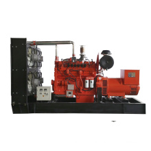 300kw natural gas electric generator with cummins gas engine