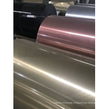 Wood Stone Marble Chameleon Color Coating Anodizing Silver Golden Mirror Mill Finish Foil Aluminum Coil