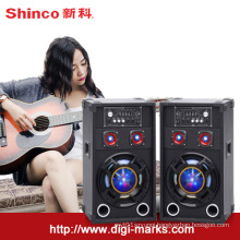 New Design 8inch Total 80W Two-Way High Fidelity Tower Speakers