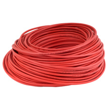 Cat6 500m s/ftp RED LSZH jacket copper solid 26awg lan cable