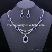 La joyería al por mayor de la moda de Dubai fija la joyería de encargo de Dubai para la venta