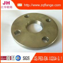 Carbon Steel Flachschraubgewinde Flansch Pn10 / 16 Dn10-1200