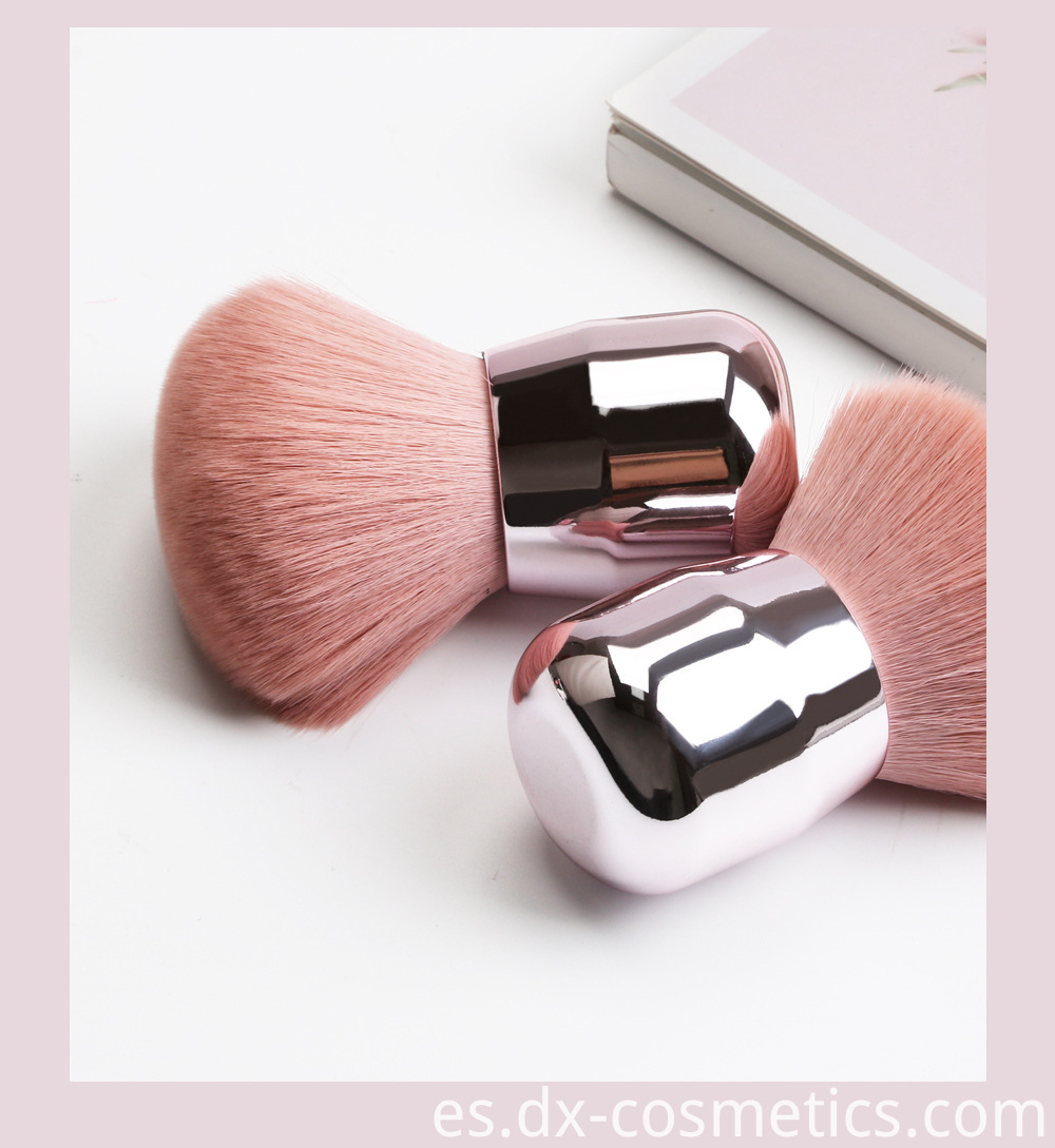 Round Loose Powder Brush 5