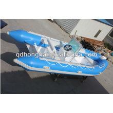 fazer barco inflável