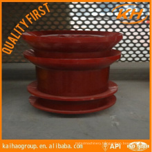 top and bottom cementing plug 4''