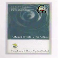 Vitamine prémélanger Ⅴ pour animaux