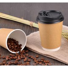Einweg-Papier Kaffeetasse