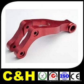 Anodização de alumínio personalizado / Anodização / Anodizado / Sandblasting Precisão CNC Fresagem / Usinagem de peças