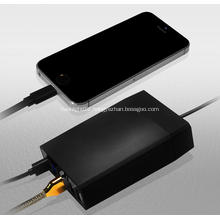 QC3.0 5V 10A 6Ports USB Wall Charger