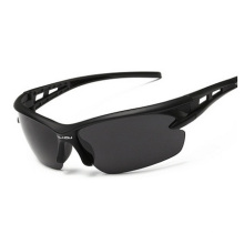 Lunettes de soleil anti-déflagrantes, batterie de stockage en plein air Bicycle Riding Men Sunglasses