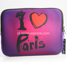 Populer Soft 13 Inch Purple Laptop Sleeves Neoprene