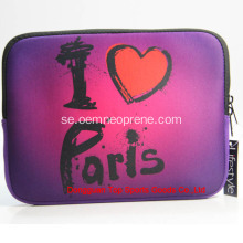 Populär Soft 13 Inch Purple Laptop Sleeves Neopren