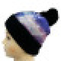 Beanie de malha com POM POM NTD1650