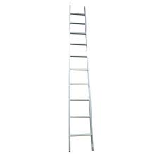 Aluminum ladder single straight ladder