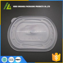 pp plastic type container frozen food packaging