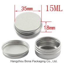 Großhandel leer 100g Aluminium Cream Jar
