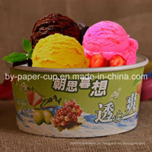 Atacado Ice Cream Paper Bowl