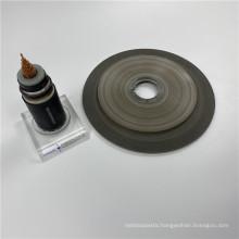 0.08mm Phlogopite Insulated Mica Tape single-side phlogopite mica tape