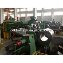 Línea que raja de la bobina de acero marca famosa de la máquina de alta calidad de China