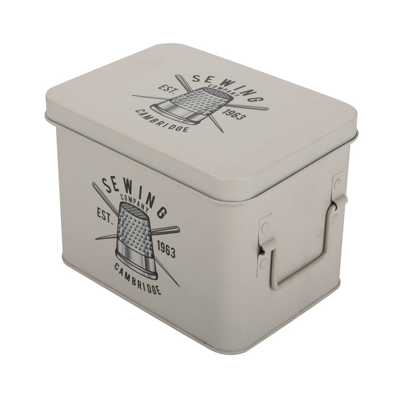Medicine Chest Metal First Aid Box