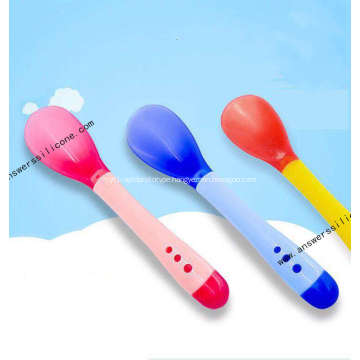LSR Silicone Injection Mold Machine for Baby Spoon