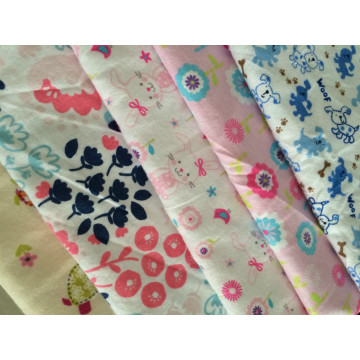 """100% cotton printed flannel fabric 20x10 40x42 42""""/43"""""""