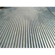Folha de azulejo de alumínio revestido PVDF para cobertura