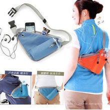 Fashion Multi Running Backpack Messenger Bag (58979)