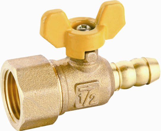 Brass Female Thread Integral Leakproof Gas Ball Valve