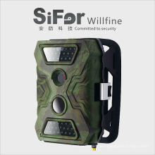 ir Überwachungskamera Solarpanel batteriebetriebenes GSM für abgelegenen Bereich Bauernhof Haussicherheit
