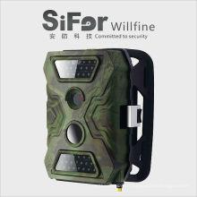 batterie de panneau solaire d'appareil-photo de sécurité d'IR GSM pour la sécurité à la maison de ferme de région éloignée