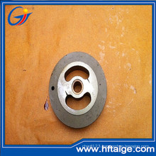 Hydraulic Part Dual Alloy Made Clean Valve Plate