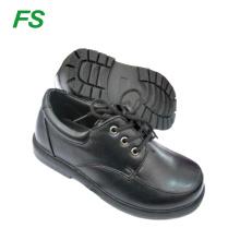 flat power navy school shoes