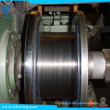 430 3 milímetros de aço inoxidável Soldagem Wire brilhante acabado