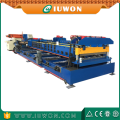 Iuwon machines d'acier plat porte formant la Machine