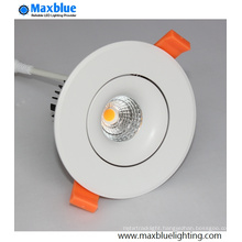 20W Meanwell Driver and CREE COB LED Downlight