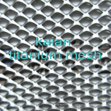 Mesh anodisé en titane / Mesh en titane / Mesh en électrode en titane ---- usine de 34 ans
